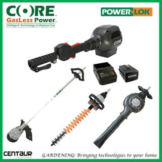 <<LESS 15%>> CORE Power Lok (3 powered tools in 1) Cordless Battery-Operated Power Tools