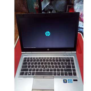HP Elitebook 8470P Core i5 3rd gen
