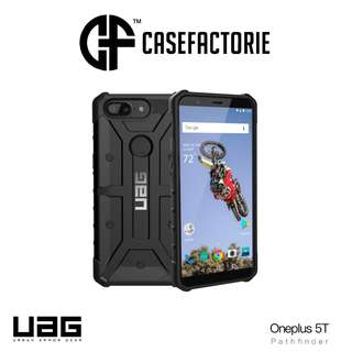 UAG Pathfinder Rugged Case for Oneplus 5T