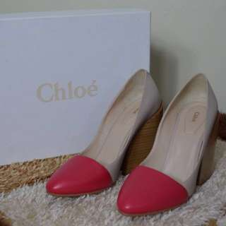 Authentic Chloe Shoes