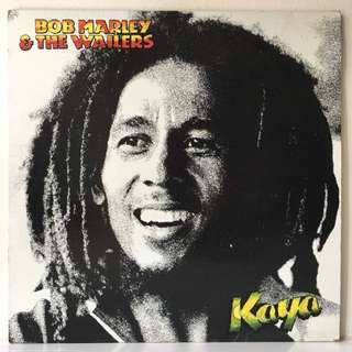 Bob Marley & The Wailers ‎– Kaya (1990 USA Remastered Reissue - Vinyl is Near Mint)