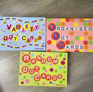 Tensai Dots Cards