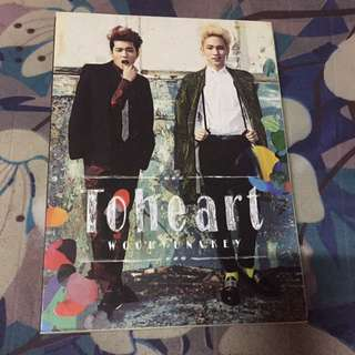 Toheart 1st Mini Album #15Off