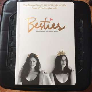 (Book) Besties By Georgina Wilson, Solenn Heusaff