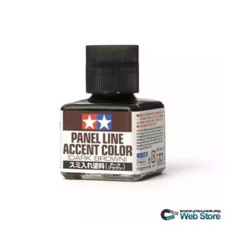 Tamiya Panel Line Accent Dark Brown