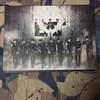 [SIGNED] Alphabat 1st Mini Album Attention #15Off