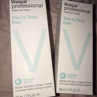 Viviscal thin to thick Elixir