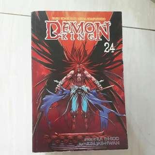 komik Demon King 1-24