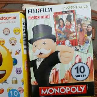 Fujifilm instax mini 即影即有相紙