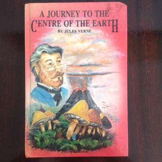 A Journey To The Centre Of The Earth by Jules Verne, A Version by Isabel C. Fortey