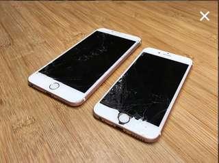 Promo! Doorstep Repair Iphone Crack LCD On The Spot 15 Min