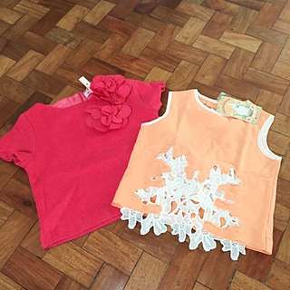 Gingersnaps Shirt Bundle D