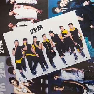 2PM A3 Poster