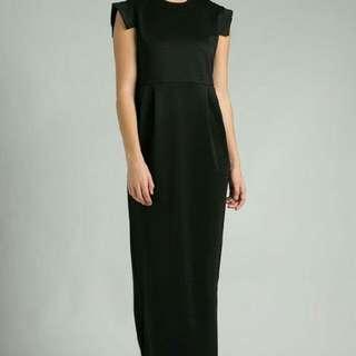 Dress Fandy Maxi Black