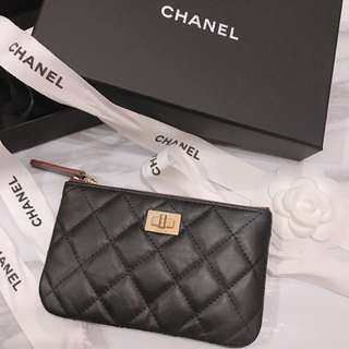 Chanel pouch wallet coins bag