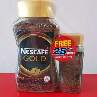 Brand New NESCAFE GOLD (200g)
