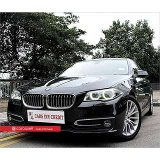 BMW 5 Series 520i Highline