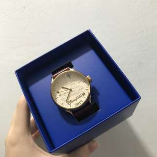 Authentic Disneyland 10th Year Anniversary Watch LIMITED EDITION