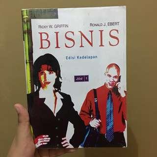 Bisnis by Ricky n Ronald penerbit Erlangga
