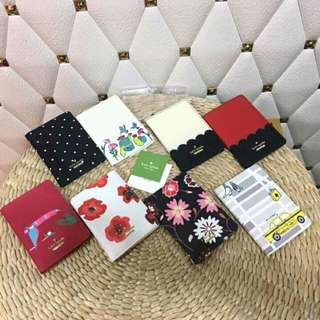 Katespade Passport Holder