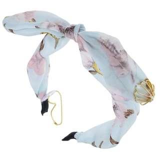 JAPAN DISNEYSTORE, JAPAN IMPORTED: Hair Band series -  Spring Jewelry : Ariel chiffon flower Hair Band