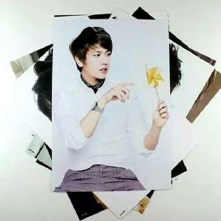 JUNG YONG HWA A3 Poster