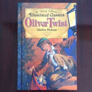 Oliver Twist by Charles Dickens, Adapted by Kathleen Costick. The Young Collector's Illustrated Classics