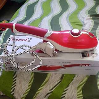 Steam Q  Iron and Steamer from O shopping
