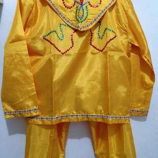 Baju Adat Anak Aceh (Laki-Laki)