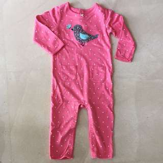 Authentic carters 24 mos pyjama