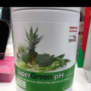 Supergreen PH shakes