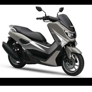 Yamaha New NMax 155 $13.740 OTR No insurance D/P $500 or $0 With out insurance (Terms and conditions apply. Pls call 67468582 De Xing Motor Pte Ltd Blk 3006 Ubi Road 1 #01-356 S 408700.