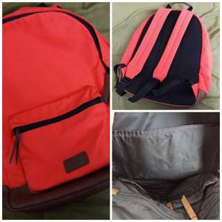 BackPack Canvas Fossil