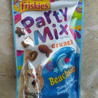 Party Mix Cat Treats :) Beachside Flavour