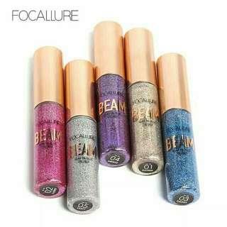 Focallure Glitter Liquid Eyeliner