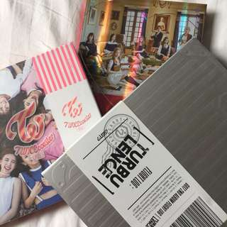 GOT7 & Twice Album Clearance