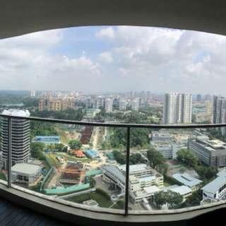 Room Rental Sky @ Eleven