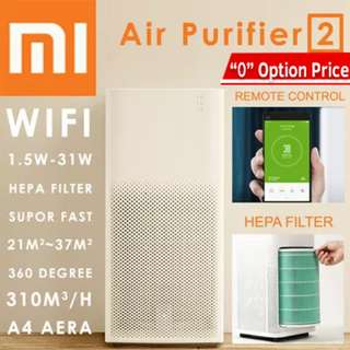 [Xiaomi Smart Air Purifier 2] - use app check air quality