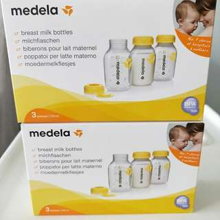Medela Bottles