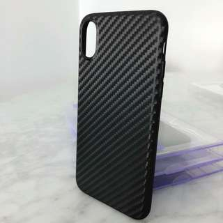 High Quality Brand New iPhone X Shadow TPU Premium Case