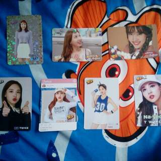 Twice Nayeon Yescard