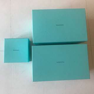 Tiffany & Co. 收納盒 $150@3