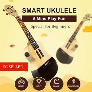💖[Xiaomi Populele]Xiaomi Smart Populele Ukulele - FOR BEGINNERS