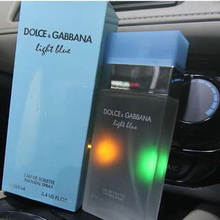 Parfume Dolce & Gabbana Light Blue