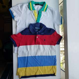 Boys clothes set (tops and bottoms)