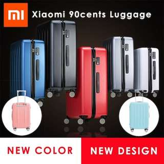 [Xiaomi Luggage] A super light 20inch/24inch/28inch Luggage - 1stshop sg