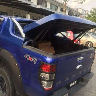 Flip cover ford ranger