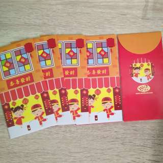 Win 2 food 2018 red packets new
