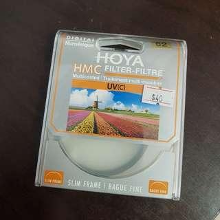 Hoya 62mm UV(c) HMC Ultraslim filter