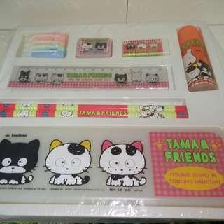 貓狗寵物街 tama and friends 文具